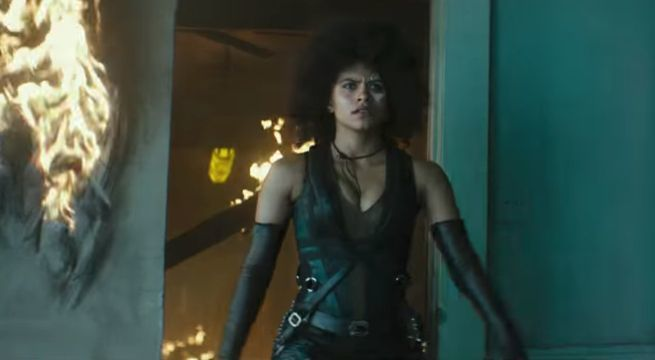 Deadpool 2 - X-Force Team - Domino