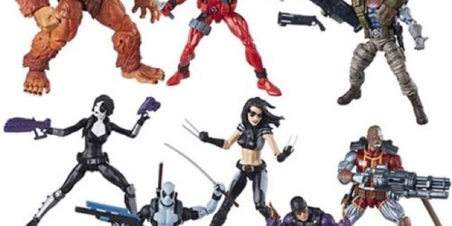 deadpool-marvel-legends-figures