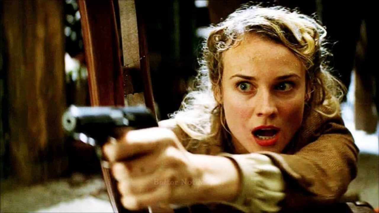 Death Stranding: Diane Kruger Comments Rumors About Her