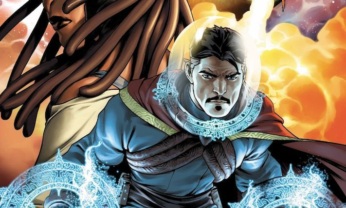 doctor strange space comic header