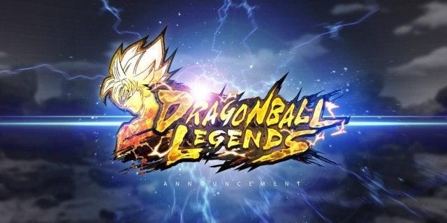 Jojo Movies >> Bandai Namco Announces 'Dragon Ball Legends' Mobile Game