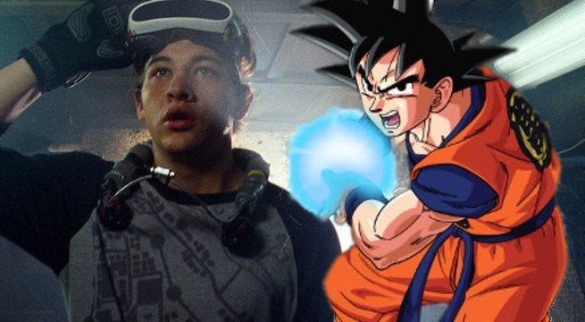 dragon ball ready player one