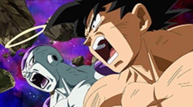 Dragon Ball Super 131 Goku and Freeza