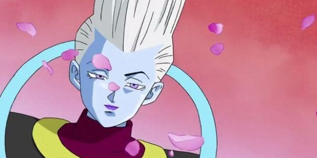 Dragon Ball Super 131 Whis Resurrection Power