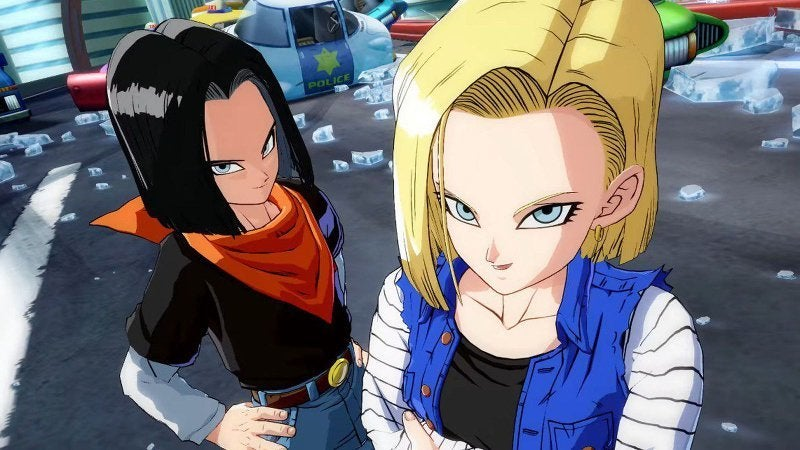 Dragon Ball Super Android Saga 2