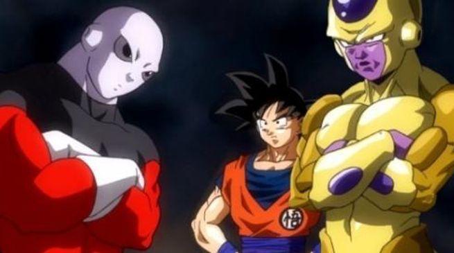 Dragon Ball Super Ending Goku Jiren and Freeza