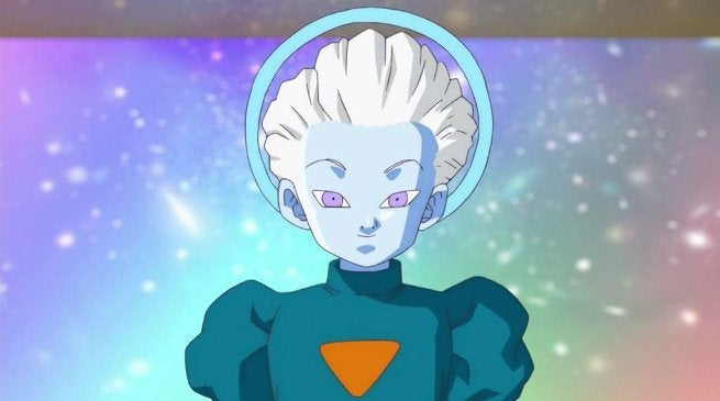 Dragon Ball Super How Strong Grand Priest Power Levels