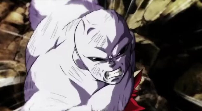 Dragonb Ball Super 131 Universe 7 vs Jiren