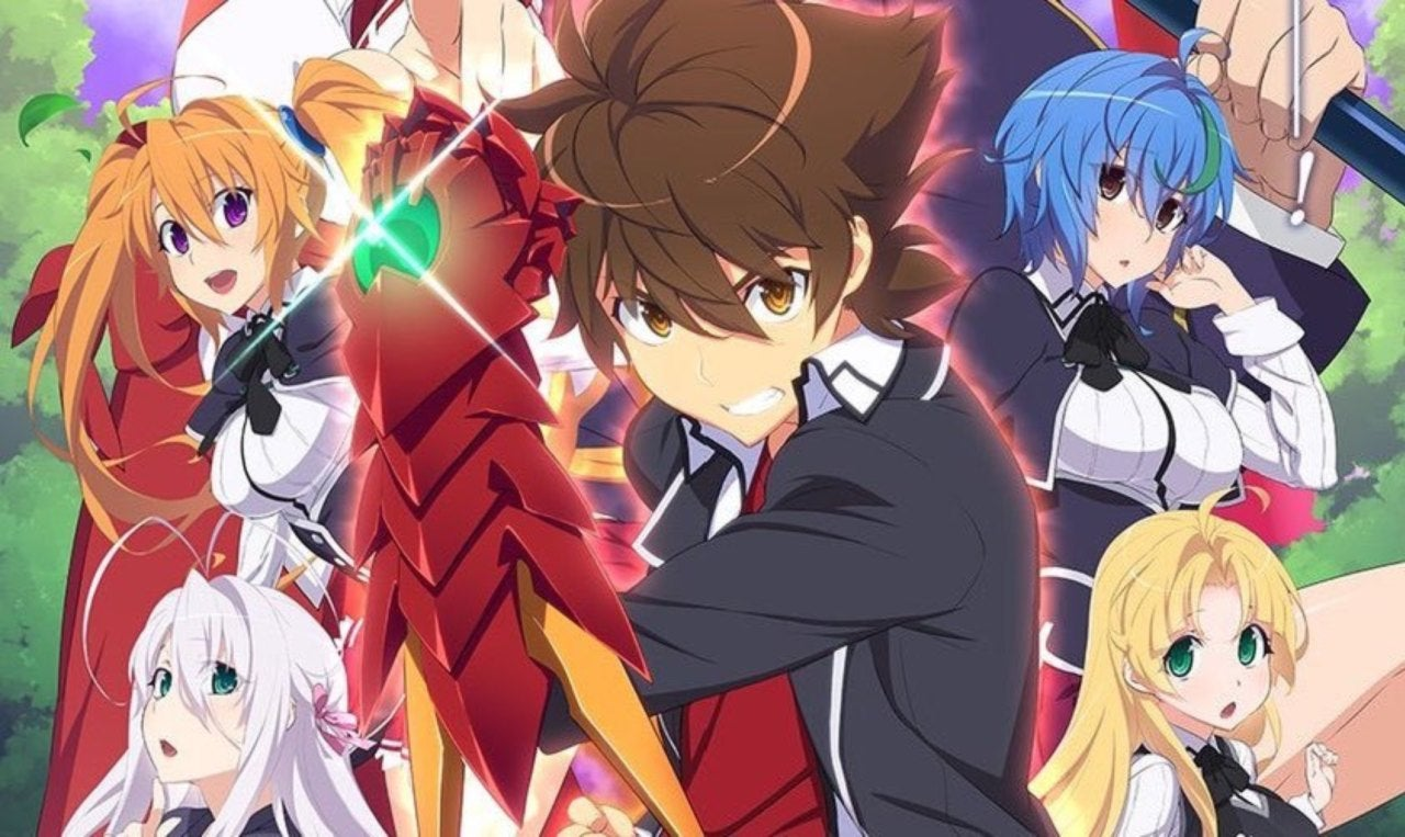 high school dxd' reveals new character designs