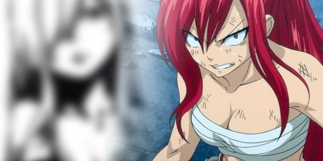 39 fairy tail 39 creator shares sultry erza sketch - Fairy tail erza sexy ...