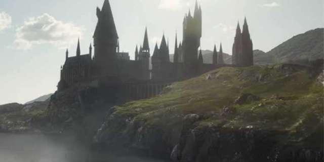 fantastic beasts hogwarts