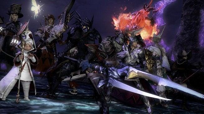 Battleping Ffxiv