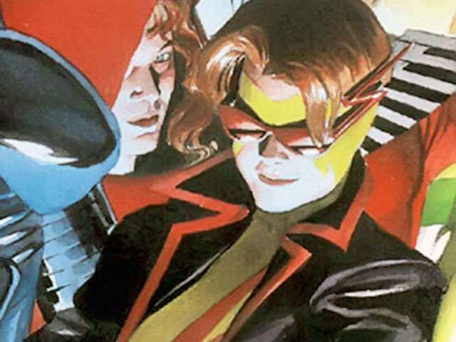 Flash-DC-Comics-Iris-West-Kingdom-Come-a