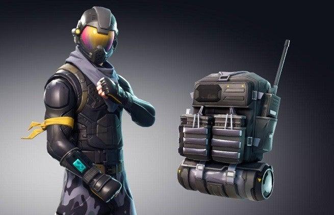 Fortnite Battle Royale Starter Pack Skin