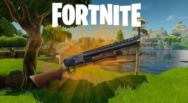 Fortnite Pump Shotgun