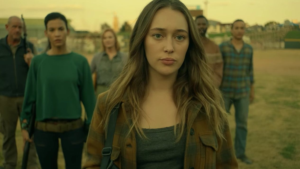 Fear The Walking Dead Alicia