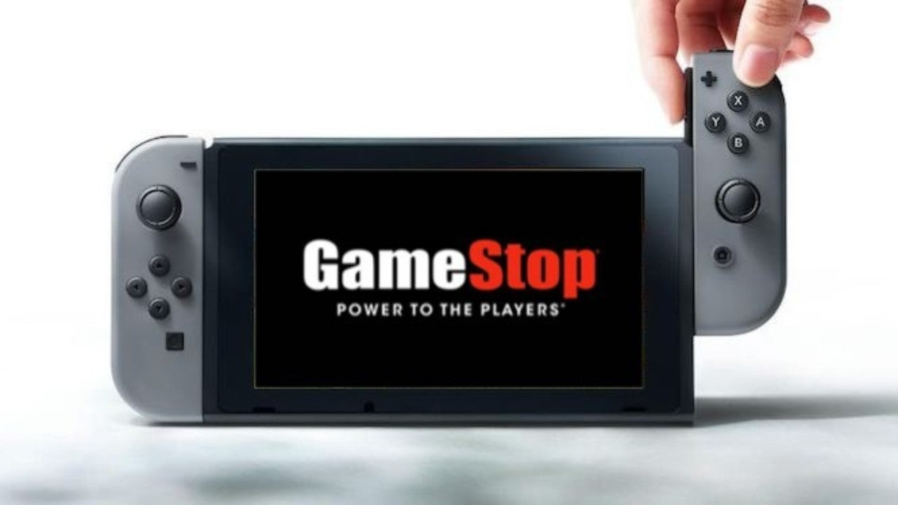 Gamestop S Nintendo Switch Anniversary Sale Discounts Games And Accessories
