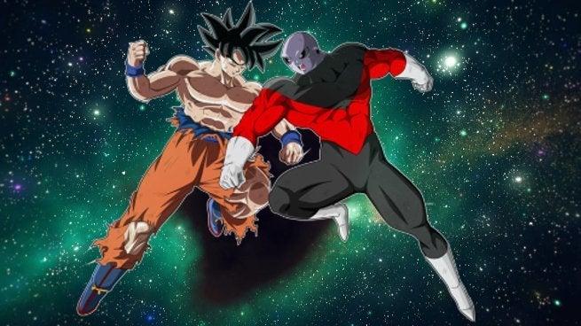 Goku vs Jiren Rematch Next Dragon Ball Anime Series