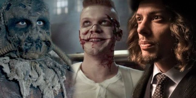 gotham jerome scarecrow mad hatter