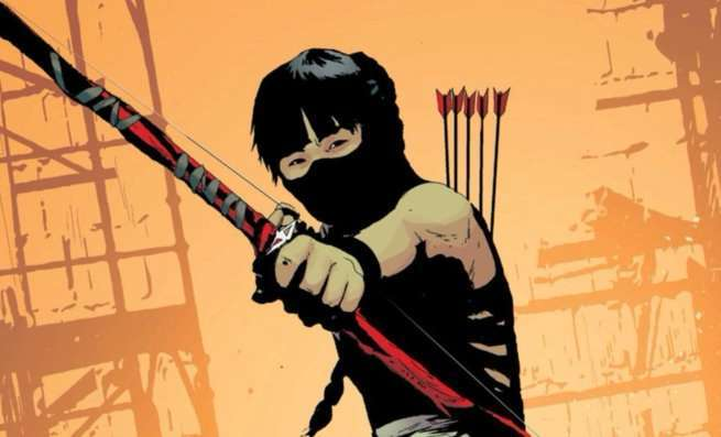 Green Arrow Allies - Emiko Queen