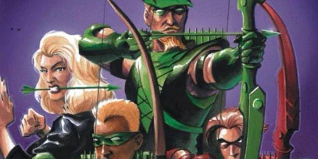 Green Arrow Allies - Family