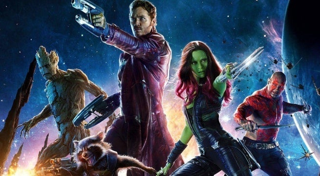guardians of the galaxy 1 movie