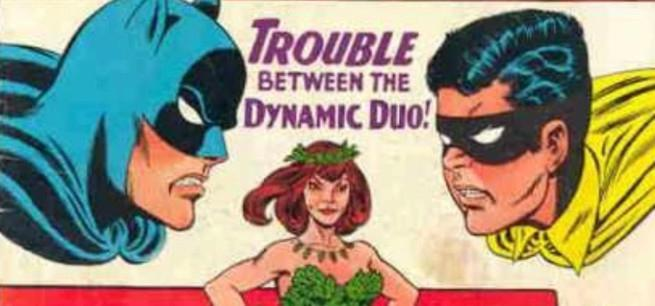 Guide to Poison Ivy - Batman #181