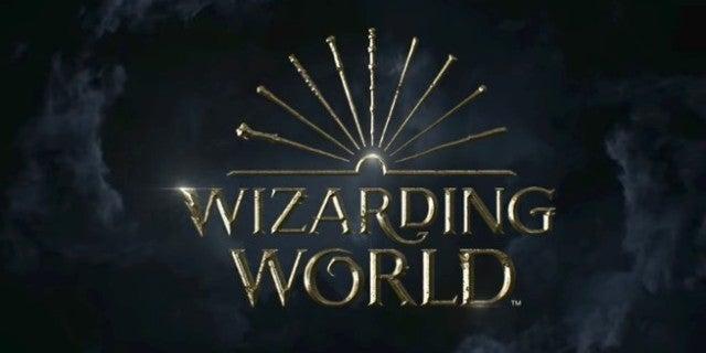 Harry Potter Wizarding World Shared Universe Logo