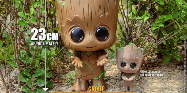 Hot Toys - GOTG2 - Groot Cosbaby (L)_PR4