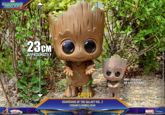 Hot Toys - GOTG2 - Groot Cosbaby (L)_PR4