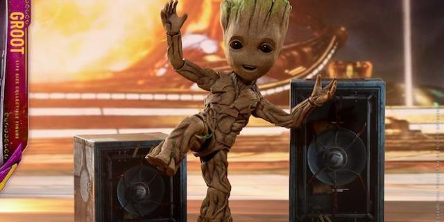 Hot Toys - GOTG2 - Groot Life-size Collectible Figure_PR6