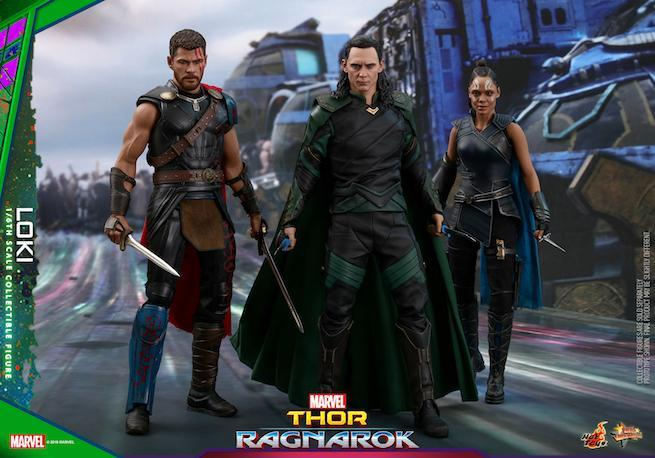 Hot Toys - Thor 3 - Loki collectible figure_PR6