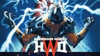 Harbinger Wars II Pencil Preview