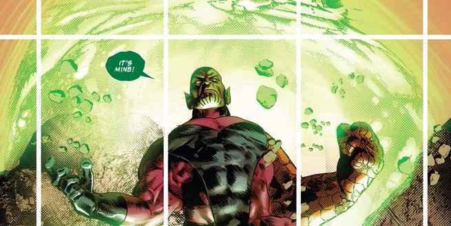 Infinity Stones - Super Skrull Time