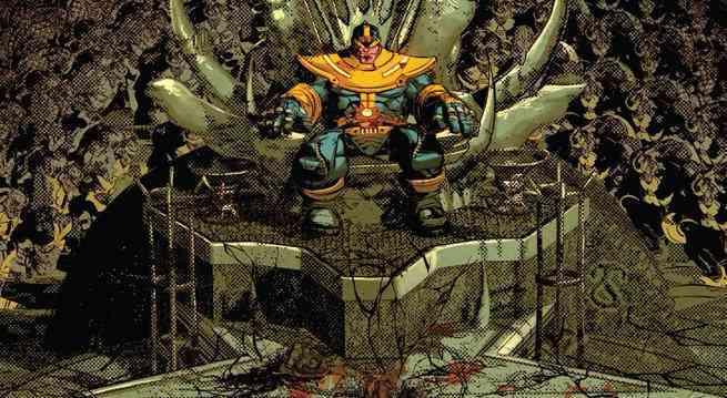 Infinity Stones - Thanos Gauntlet