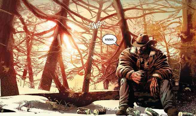 Infinity Stones - Wolverine Space