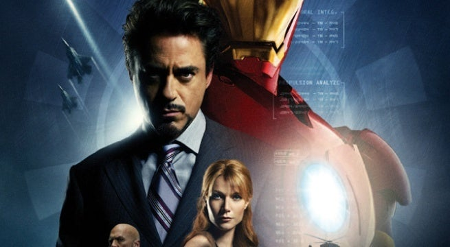 iron man 1 movie