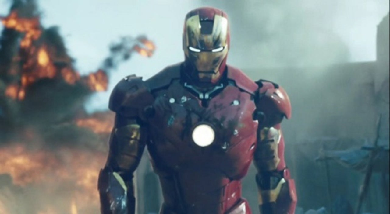 Fan Digs Up Easter Egg From First 'Iron Man' Movie