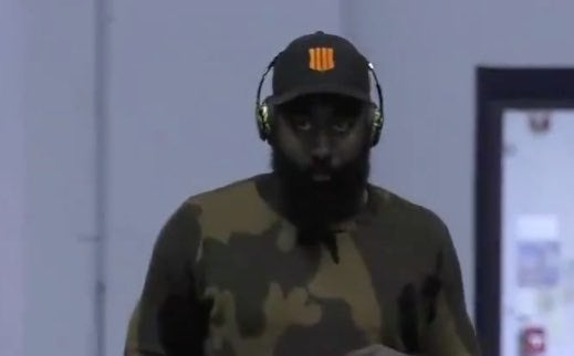 Rumor: Houston Rockets' James Harden May Have Worn a Call of Duty: Black  Ops 4 Hat Tonight