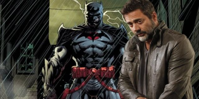Jeffrey Dean Morgan Batman