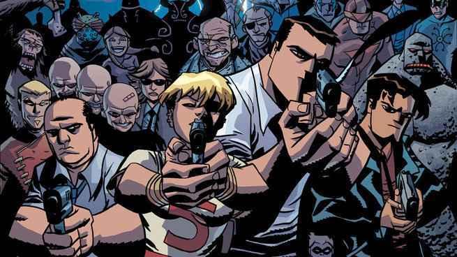 Jessica Jones Season 2 Comics - Powers