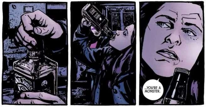 Jessica Jones Season 2 Comics - Return of the Purple Man