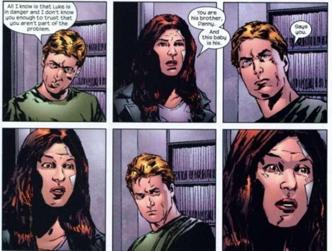 Jessica Jones Season 2 Comics - The Pulse