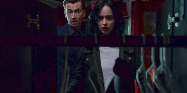 Jessica Jones Season 2 Kilgrave David Tenant Cameo Spoilers