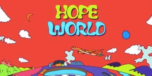 jhope hope world
