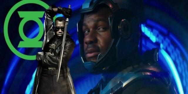 John Boyega Blade Green Lantern