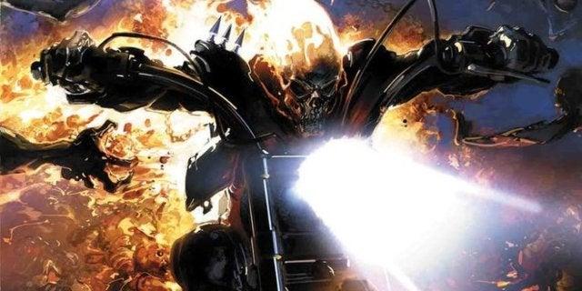 Johnny Blaze Ghost Rider Damnation