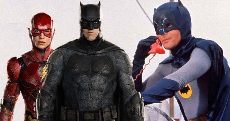 Justice League Batman easter egg ComicBookcom