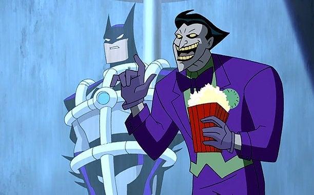 Justice League Reunion Mark Hamill