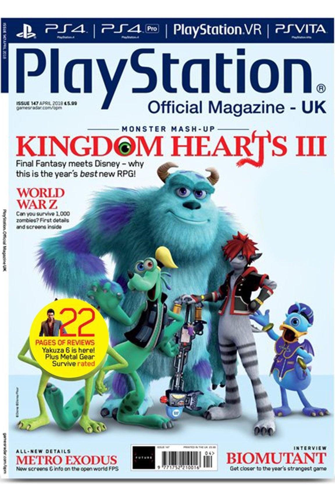 Kingdom Hearts 3 Geheimes Ende